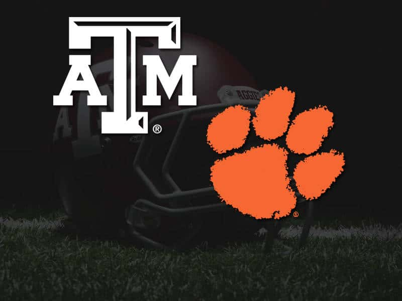 clemson at texas a&m